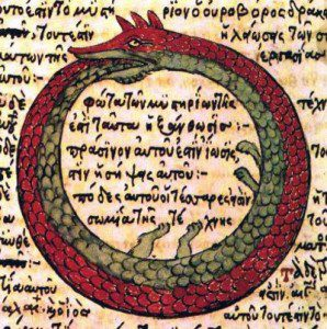 Ouroboros: Snake Eats His Own Tail