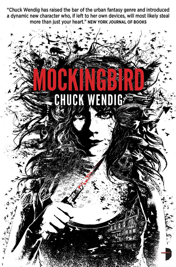 Mockingbird (Miriam Black #2)