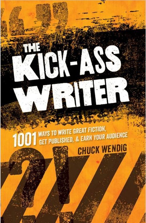 Now Available: The Kick-Ass Writer