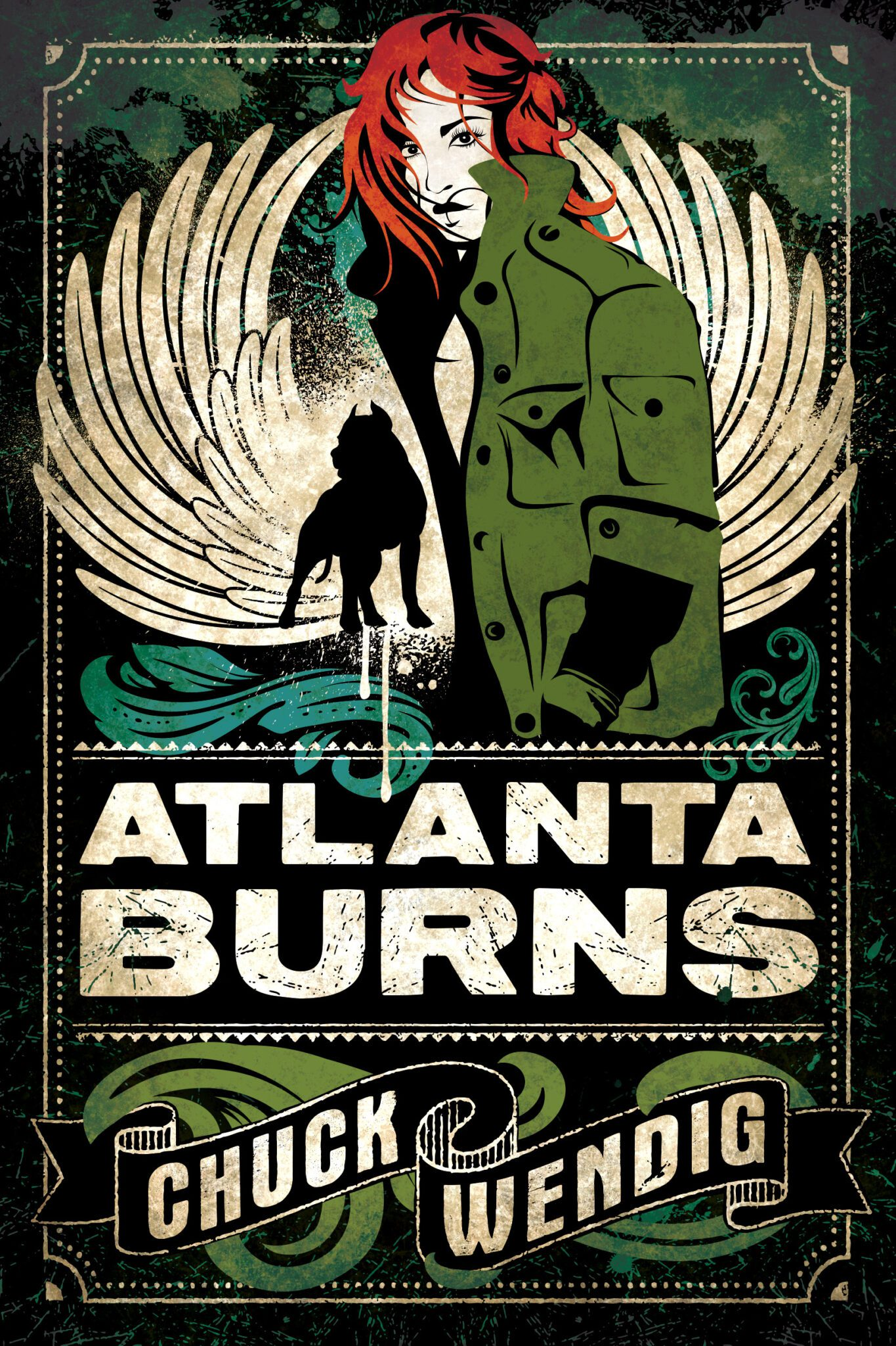 Atlanta Burns: Coming Soon!