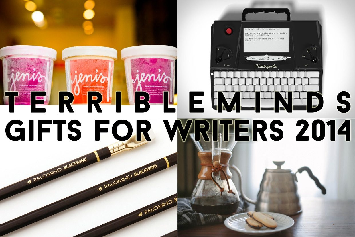 Gifts for Writers 2014