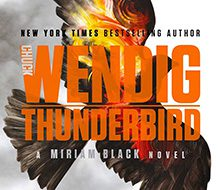 Thunderbird (Miriam Black, Book Four)
