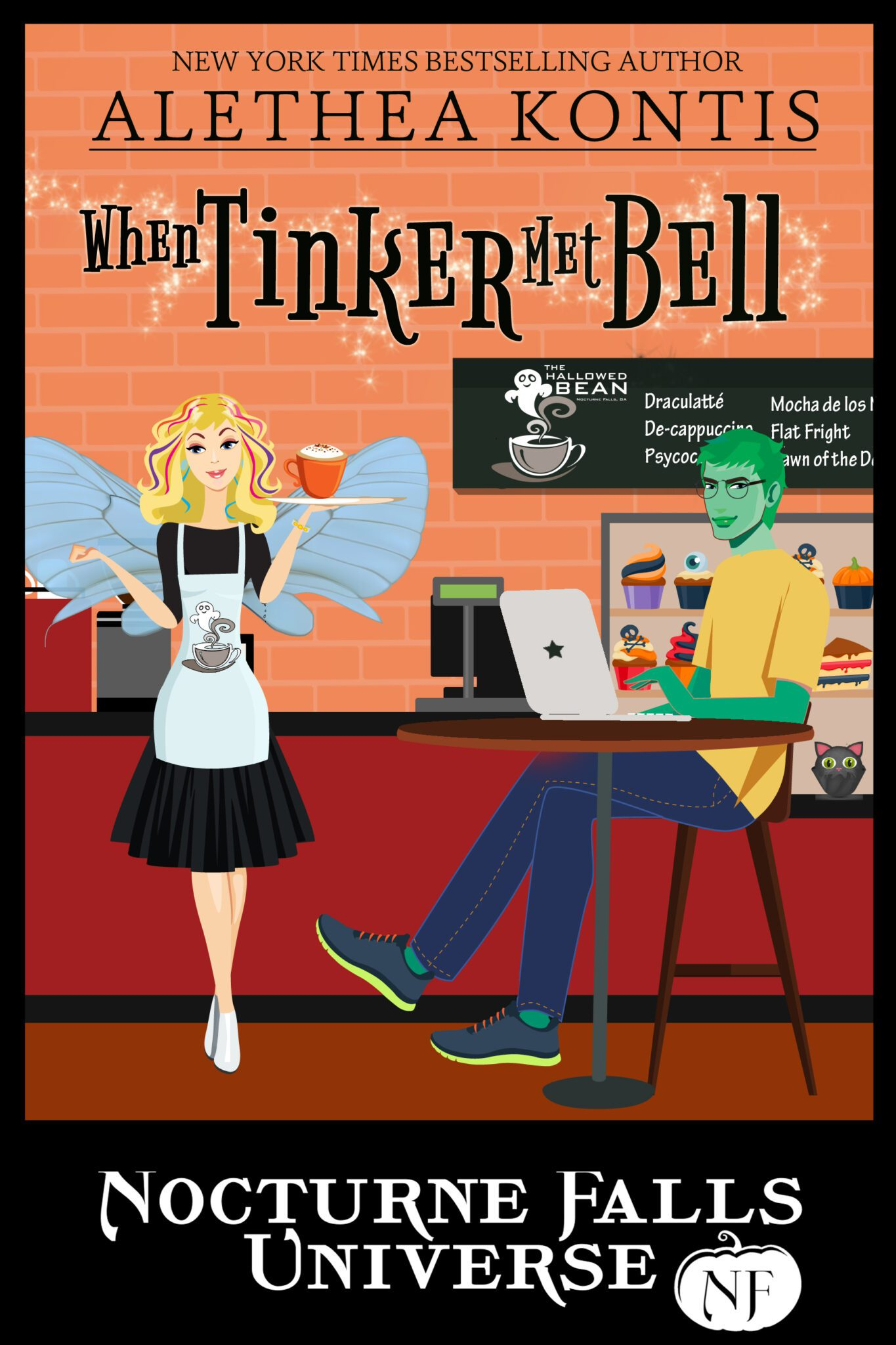 Alethea Kontis: Five Things I Learned Writing When Tinker Met Bell