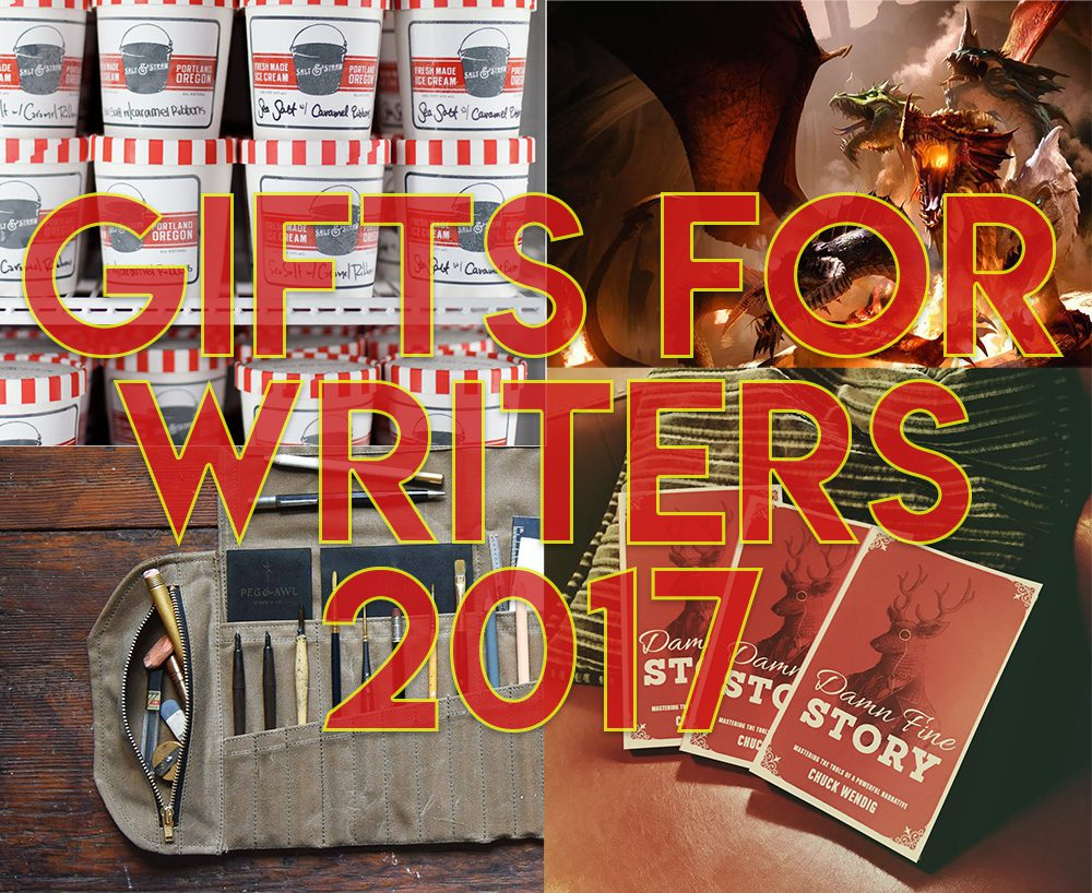Gifts For Writers, 2017