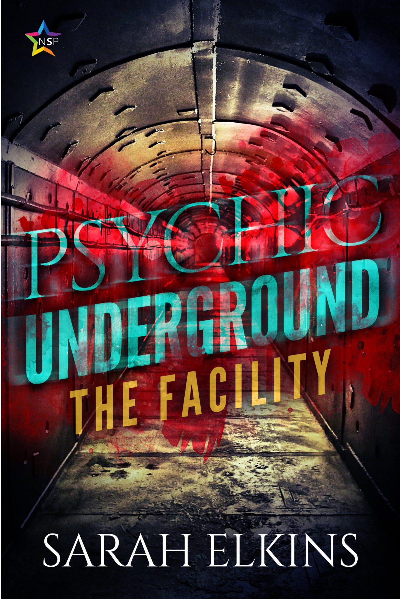 Sarah Elkins: Five Things I Learned Writing Psychic Underground: The Facility