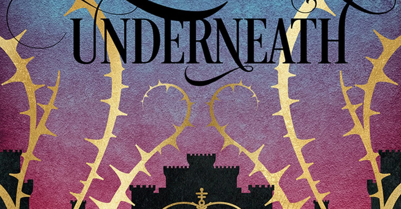 Stacey Filak: Five Things I Learned Writing The Queen Underneath