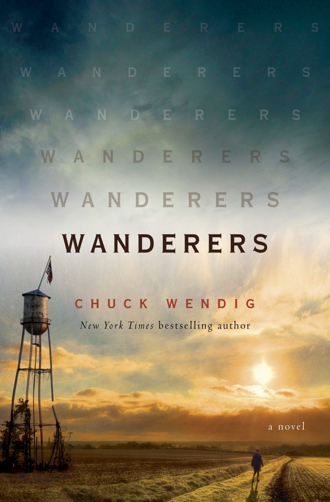Five Things I Learned Writing Wanderers