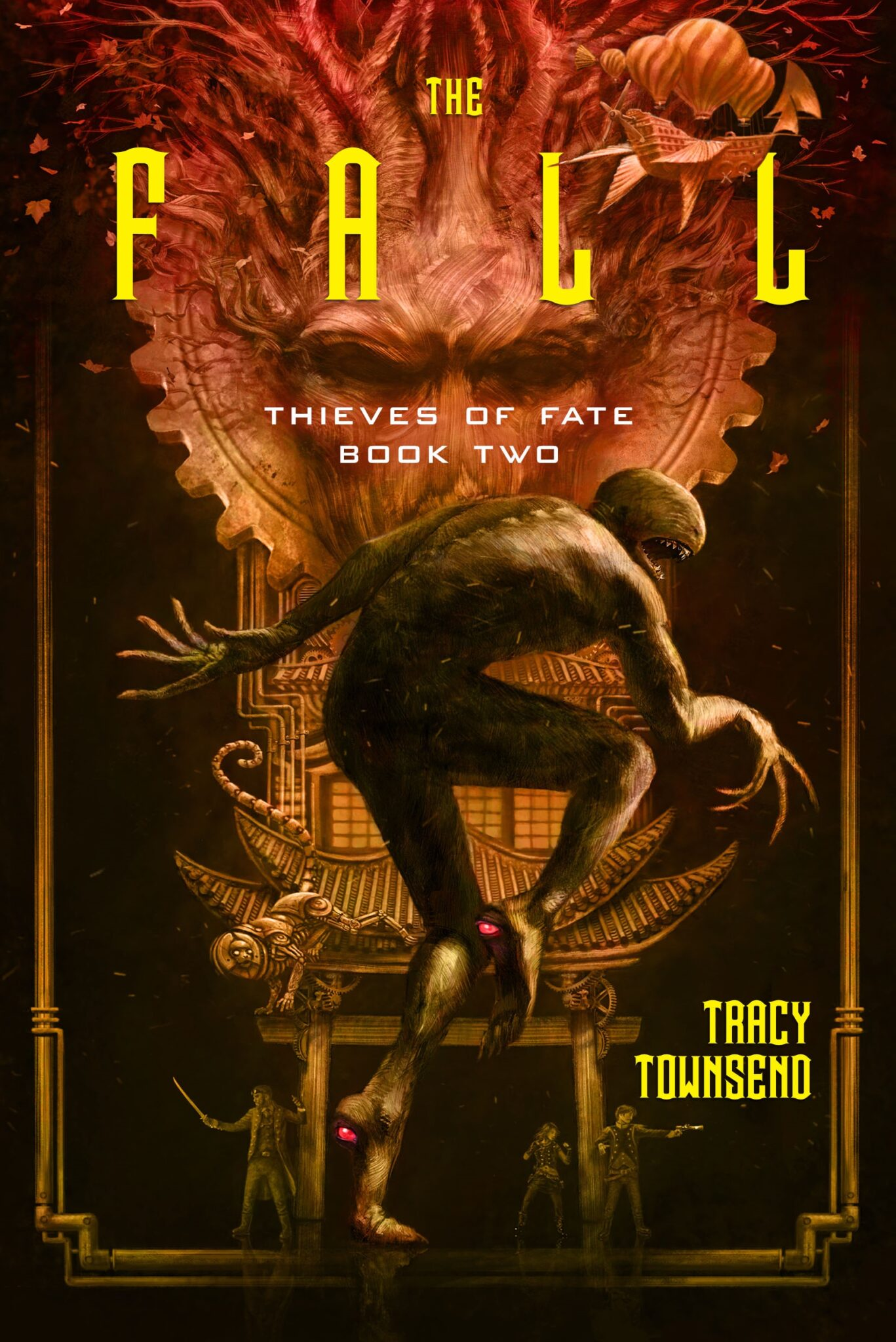 Tracy Townsend: In Pursuit Of The Sequel