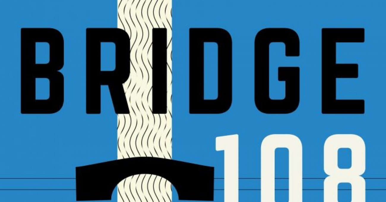Anne Charnock: Five Things I Learned While Writing Bridge 108