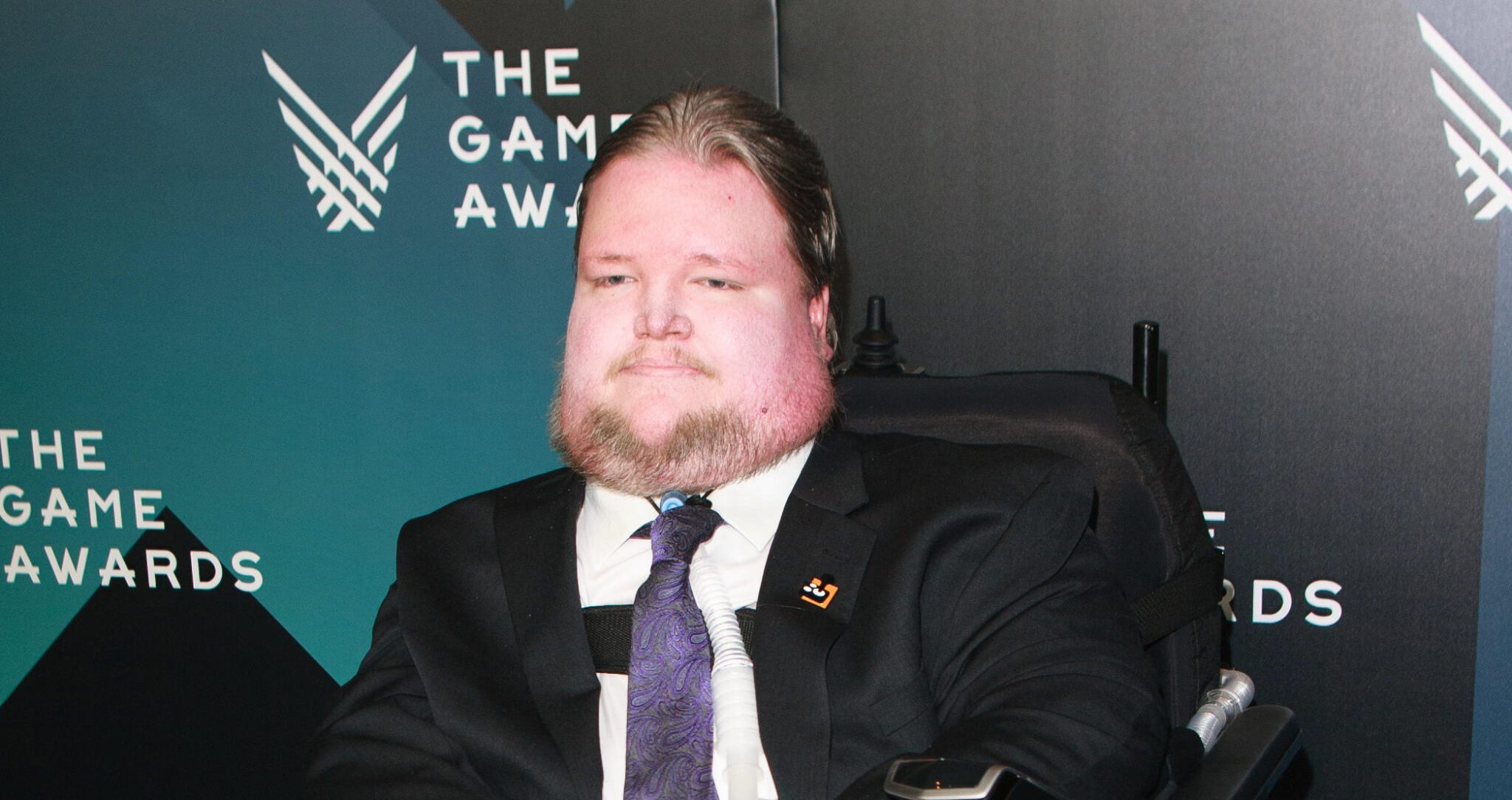 The Game Awards 2017 at Microsoft Theater - Arrivals  Featuring: Steven Spohn Where: Los Angeles, California, United States When: 07 Dec 2017 Credit: Tony Forte/WENN