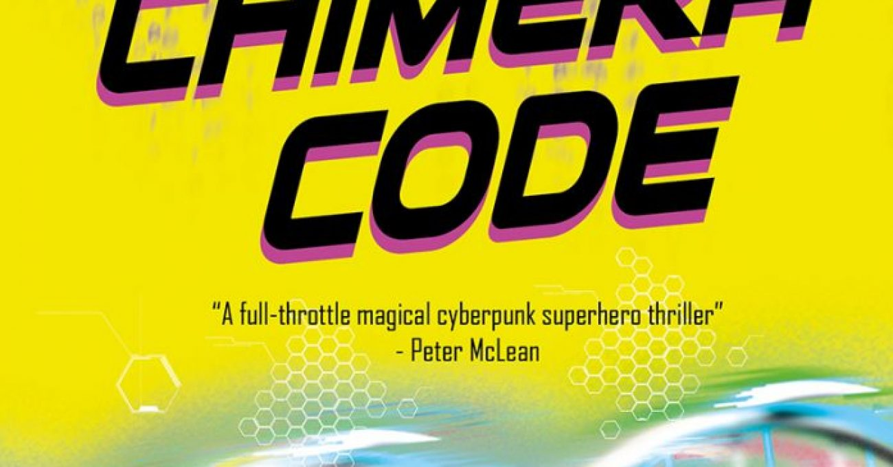 Wayne Santos: Five Things I Learned Writing The Chimera Code