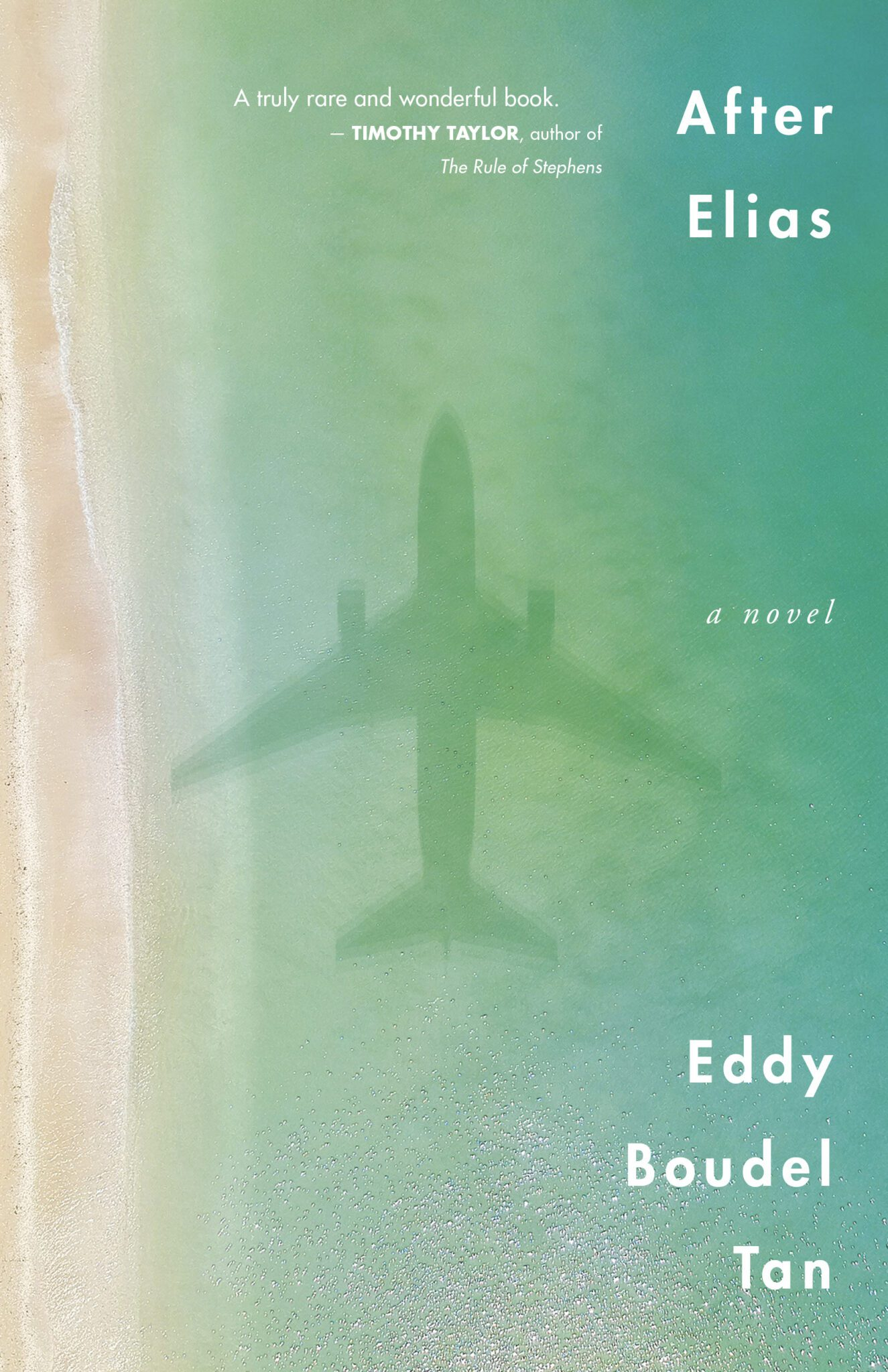 Eddy Boudel Tan: Five Things I Learned Writing After Elias