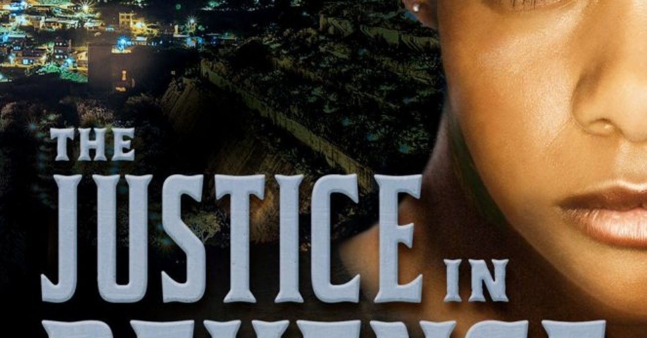 Ryan Van Loan: 4 Things I Learned While Writing The Justice in Revenge (And One Lesson Relearned)