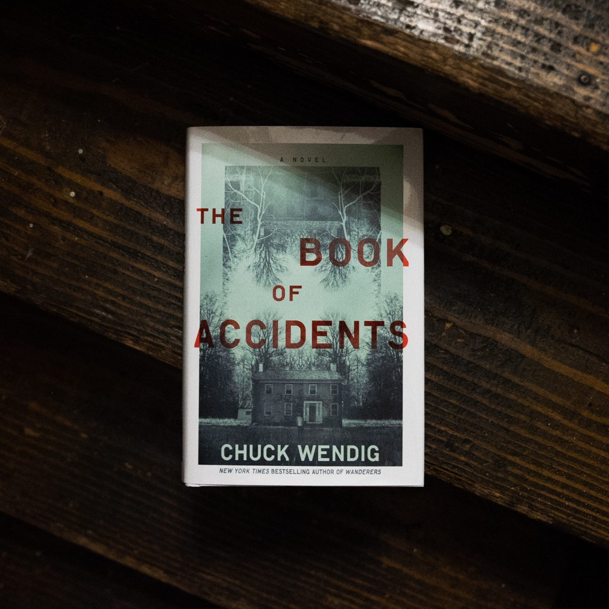 Welcome To Ramble Rocks: The Book Of Accidents Is Out Now