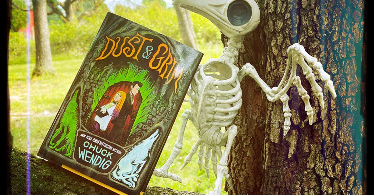 Dust & Grim: New Release Date And Events!