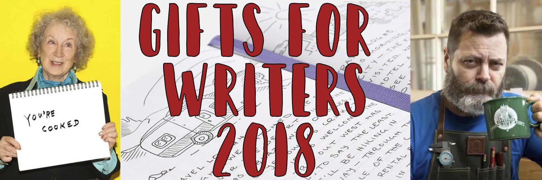 GiftsForWriters2018