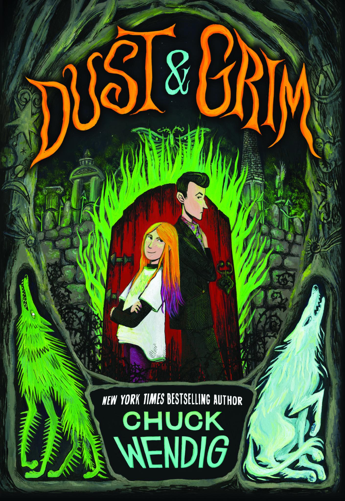 Dust & Grim Cover
